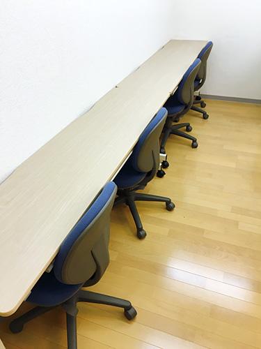 フューチャーラボ自習室